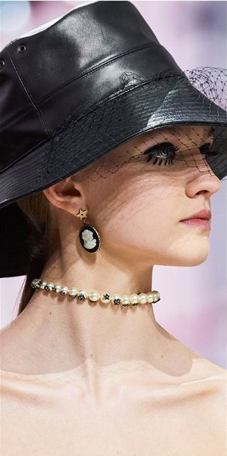 tendance bijoux automne hiver 2019