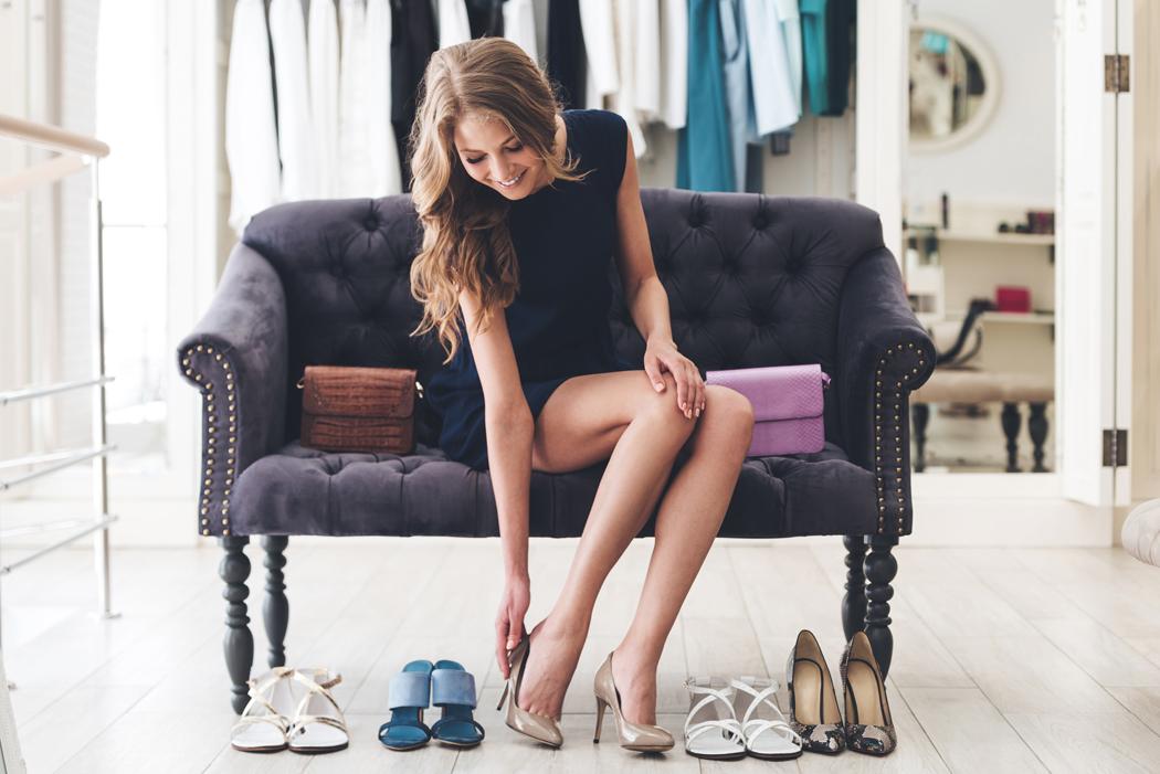 sur quelle paire de chaussures en solde femme craquer
